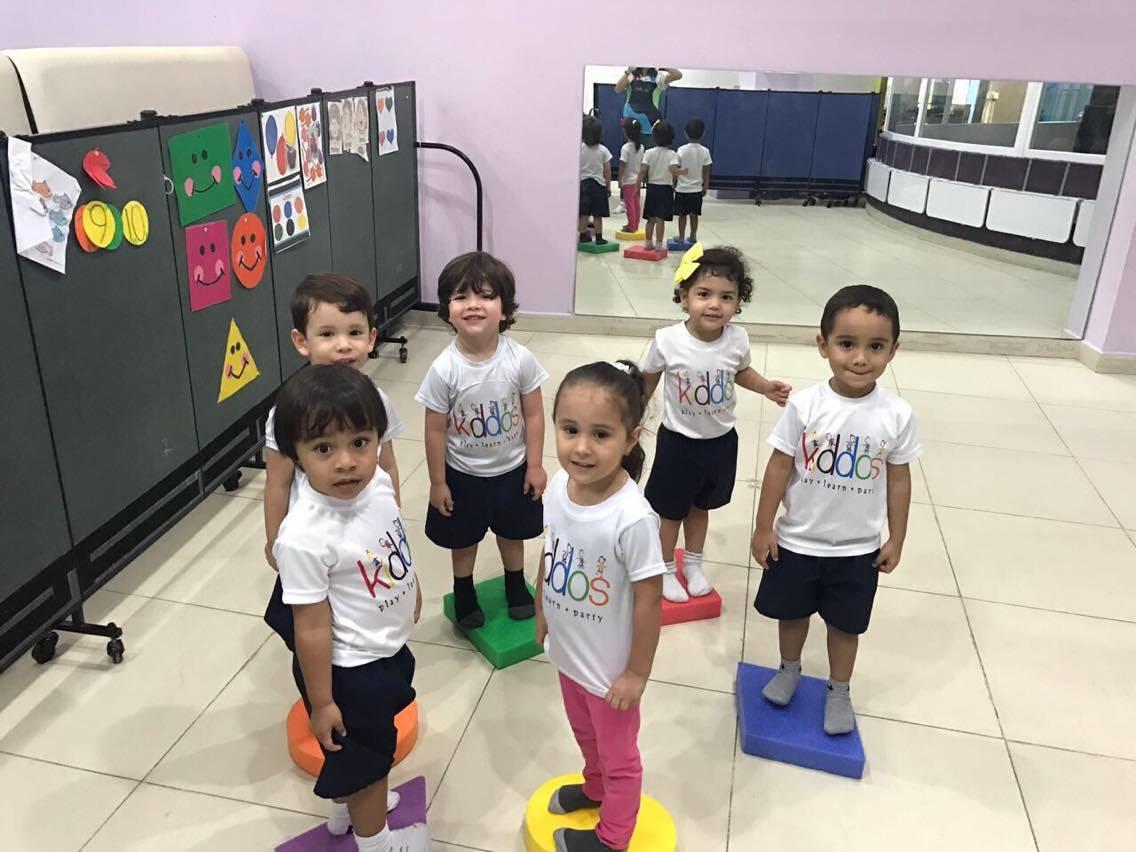 Estimulación Inicial y Desarrollo Infantil para Niños de 1-4 años en Kiddos!