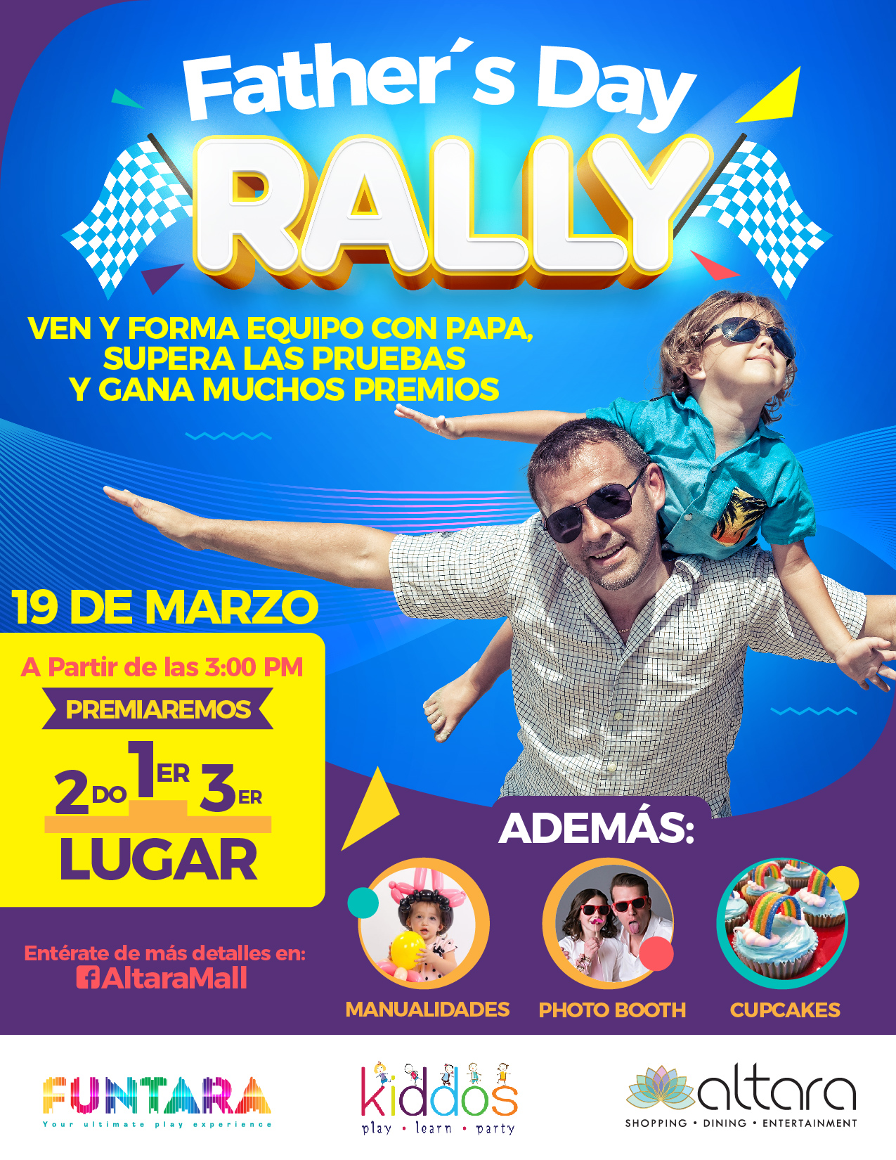 Father's Day Rally