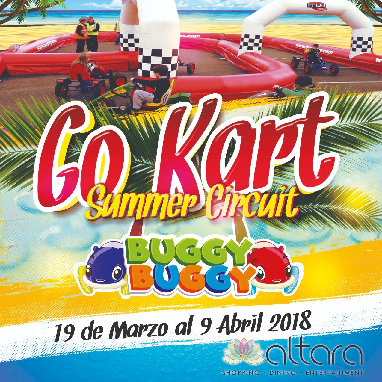 Go Kart Summer Circuit