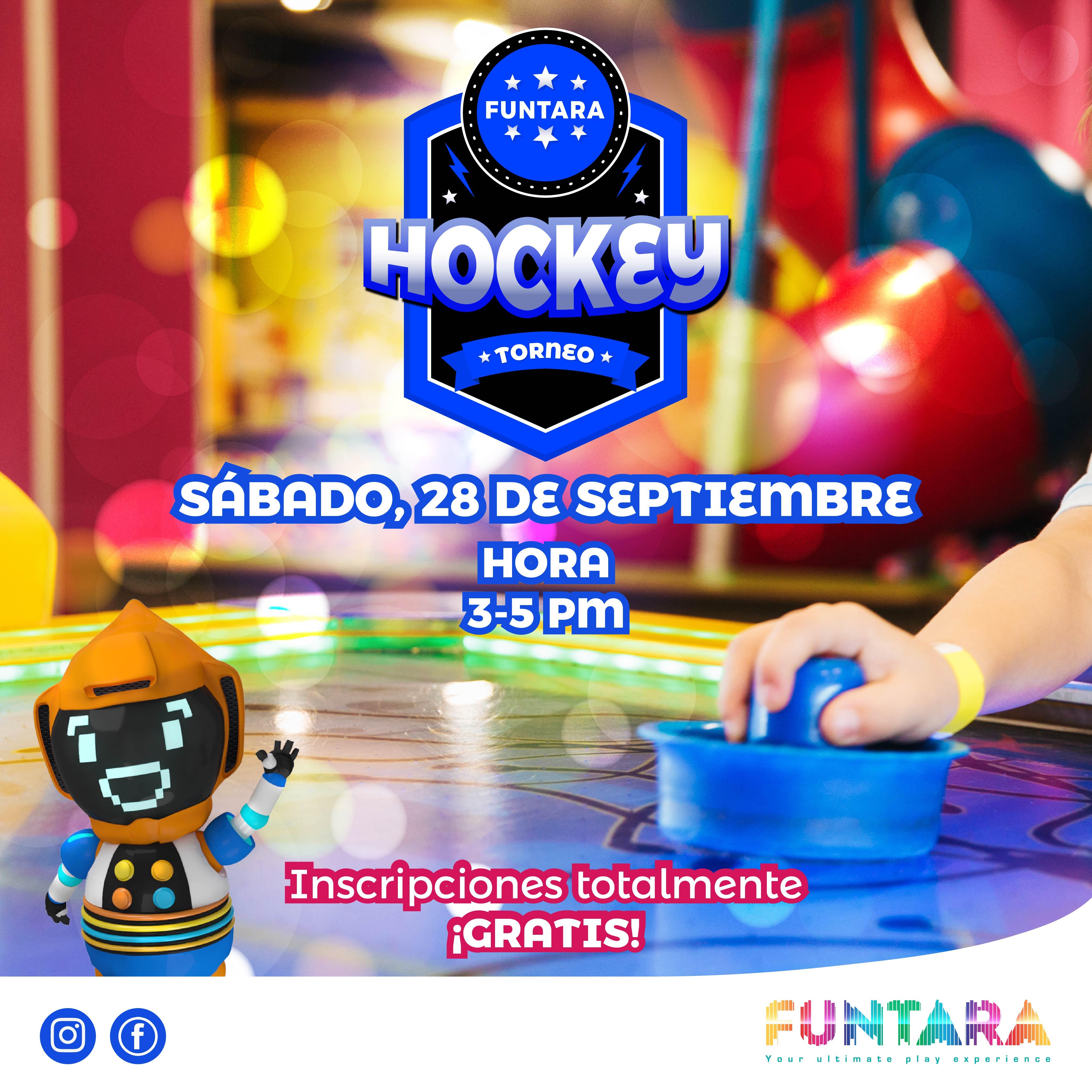 ¡Torneo de Hockey en Funtara!