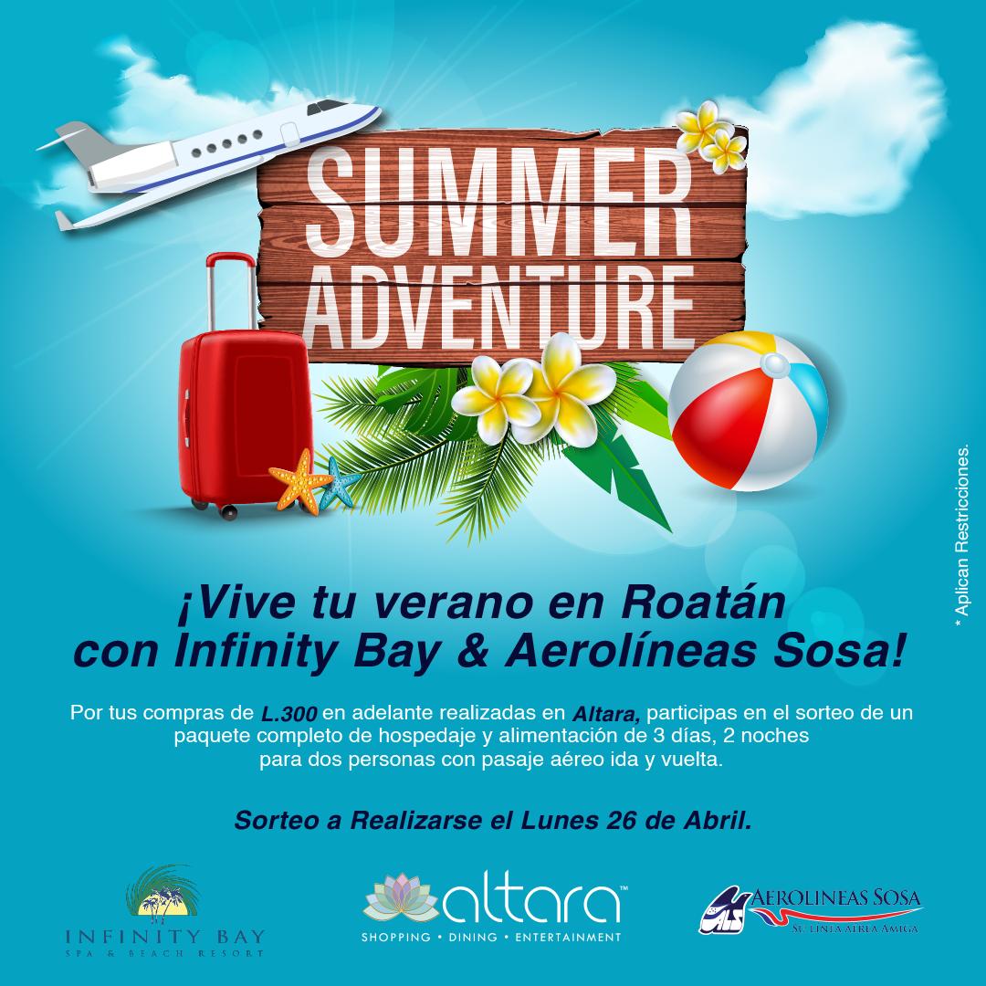 Summer Adventure!