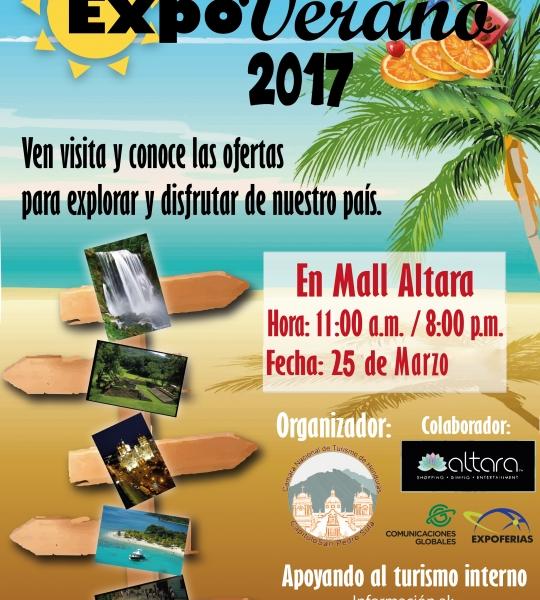 ¡Ven y Conoce las Ofertas para Disfrutar de Nuestro Pais en la Expo Verano!