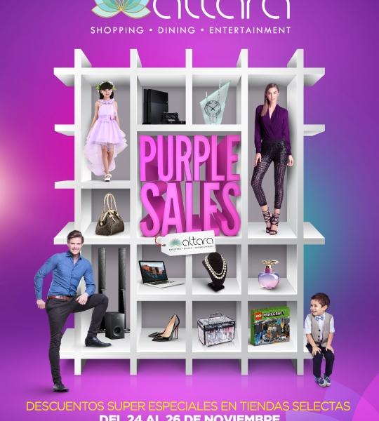 Purple Sales Altara