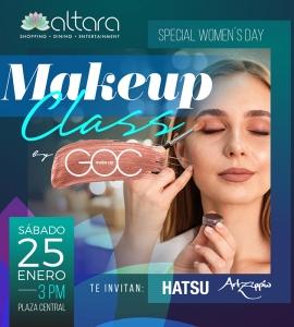 Altara´s Makeup Class by GOC Makeup!