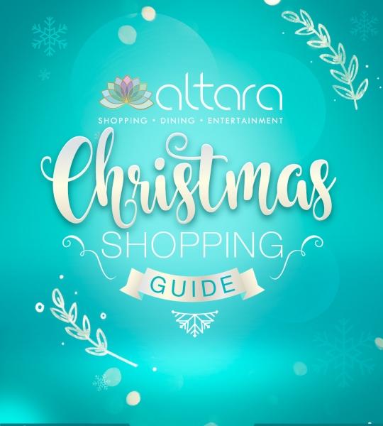 Altara's Christmas Shopping Guide