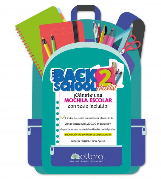 ¡Back to School Checklist!