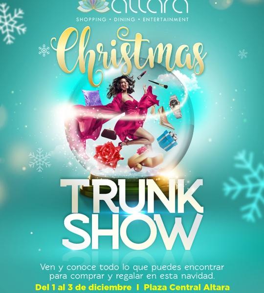 Christmas Trunk Show