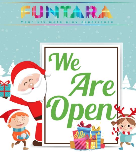 Funtara Now Open