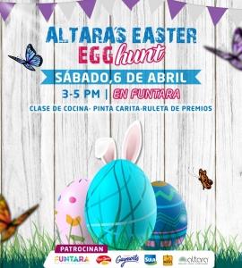 ¡Altara´s Easter Egg Hunt!